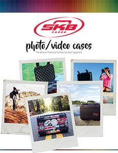 SKB摄影摄像机防护箱产品手册