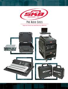 SKB调音台防护箱产品手册